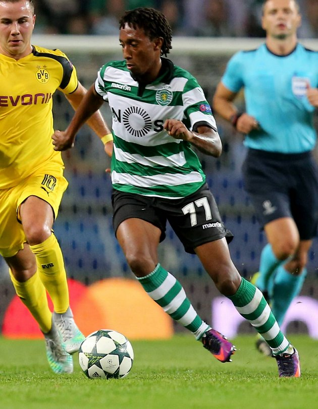 Man Utd, Liverpool alerted as Bayern Munich plan to meet Gelson Martins buyout clause