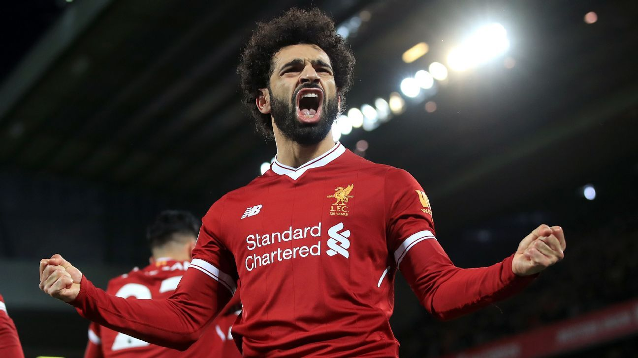 Liverpool star Mohamed Salah 'excited' for Manchester City meeting