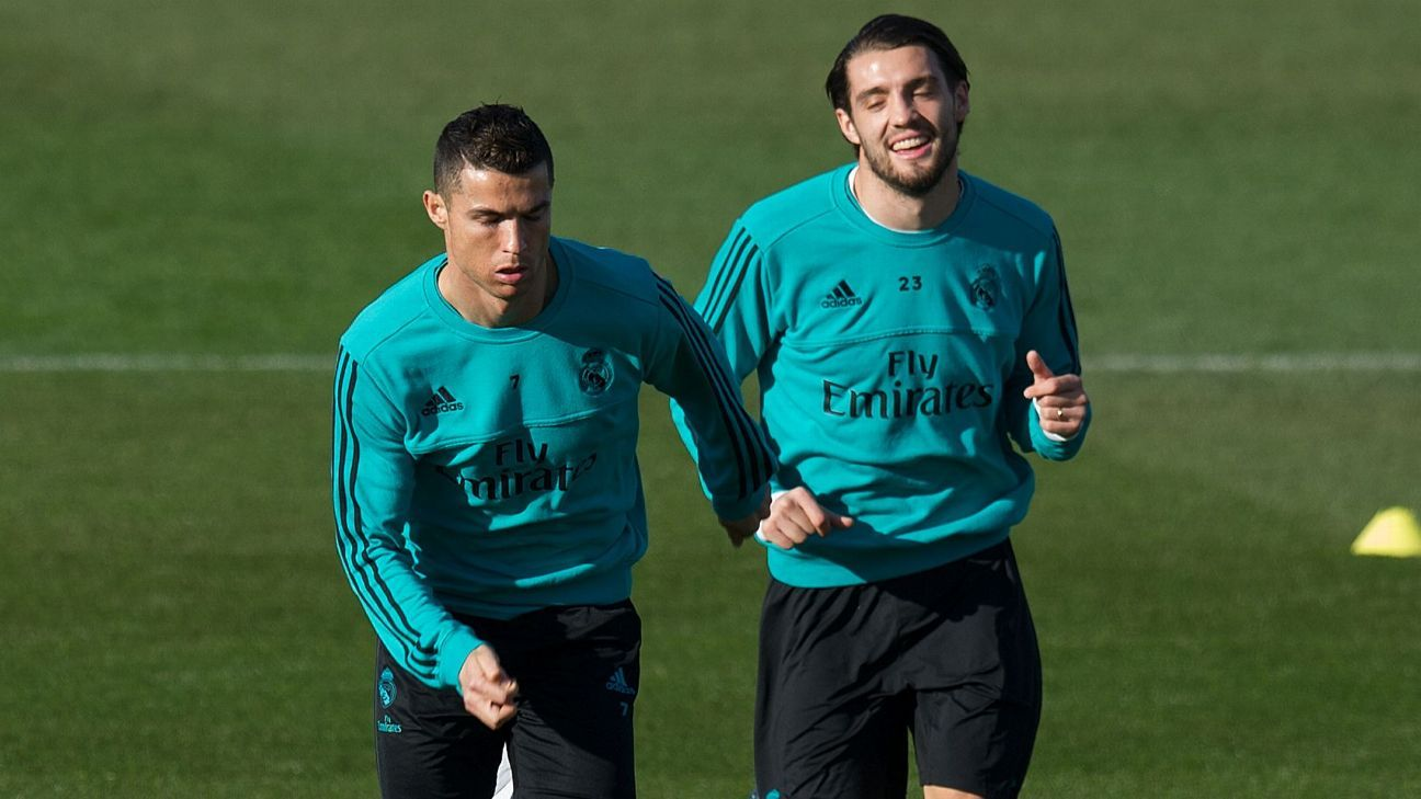 Cristiano Ronaldo, Gareth Bale rested for Real Madrid's Copa del Rey game