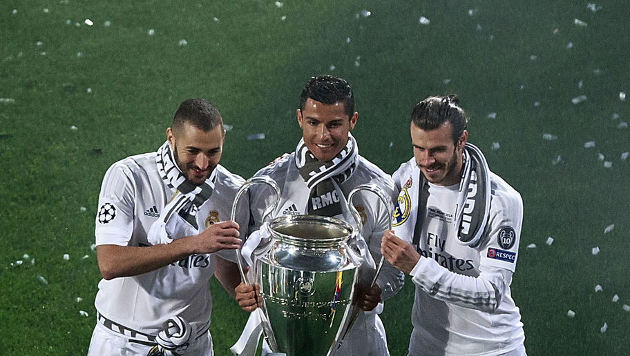 Real Reportedly Draw Up Plans to Replace 'BBC' With New Fearsome Attacking Trio