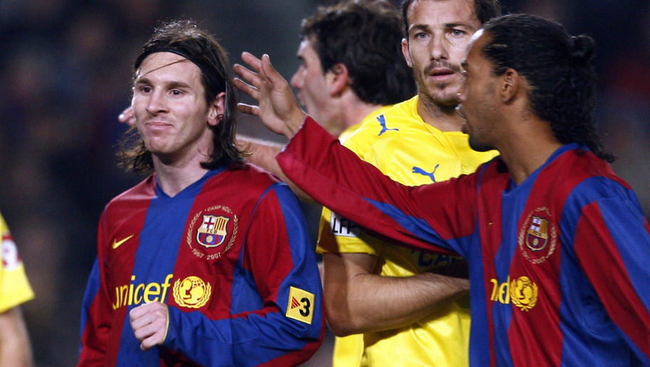 Lionel Messi Responds to Ronaldinho's Retirement by Posting an Instagram Message of Gratitude
