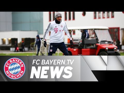 FC Bayern increase focus on training at Säbener Straße