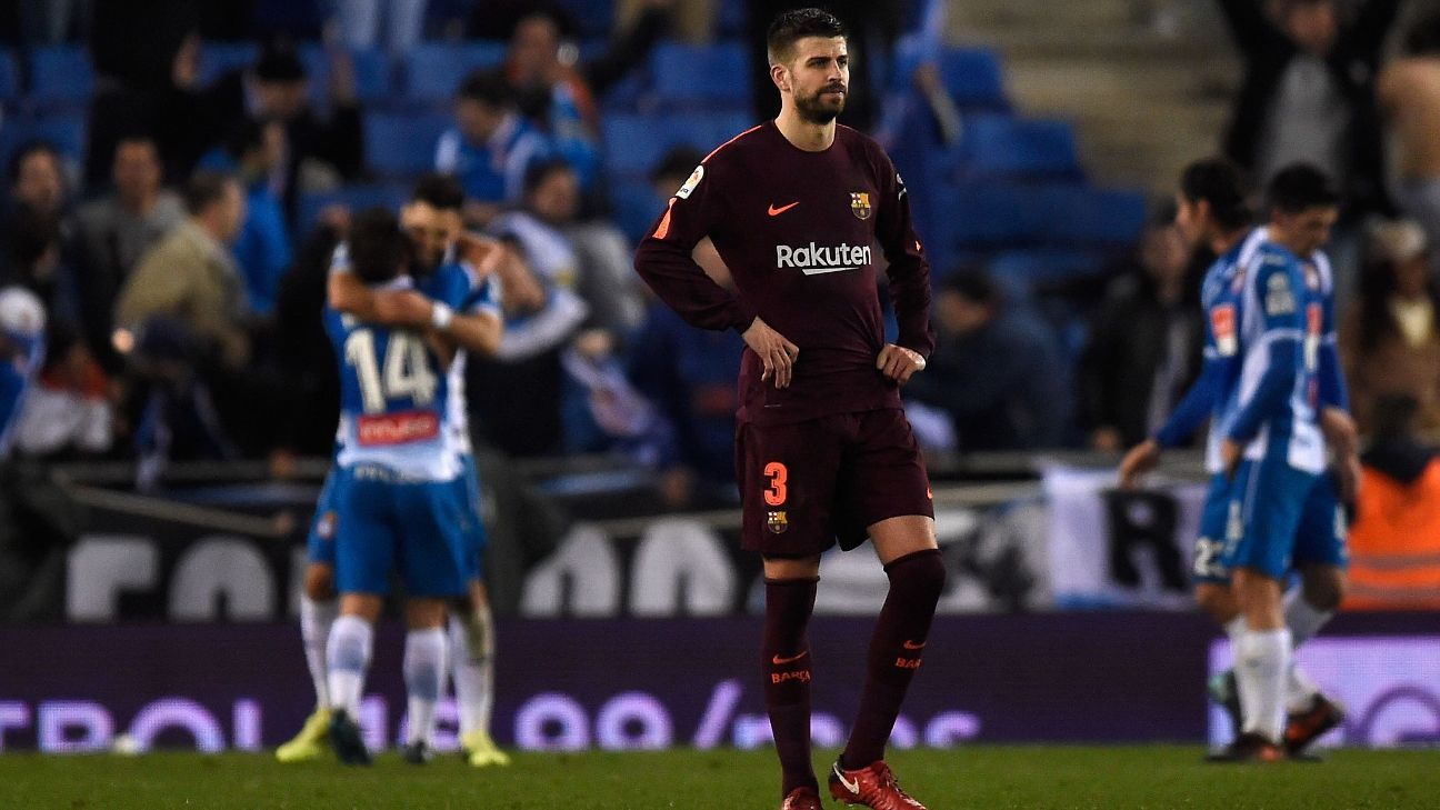 Barcelona lose unbeaten run but no obituaries as Valverde plots return to winning ways