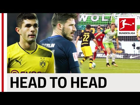Leckie vs. Pulisic - Wing Wizards Go Head-to-Head