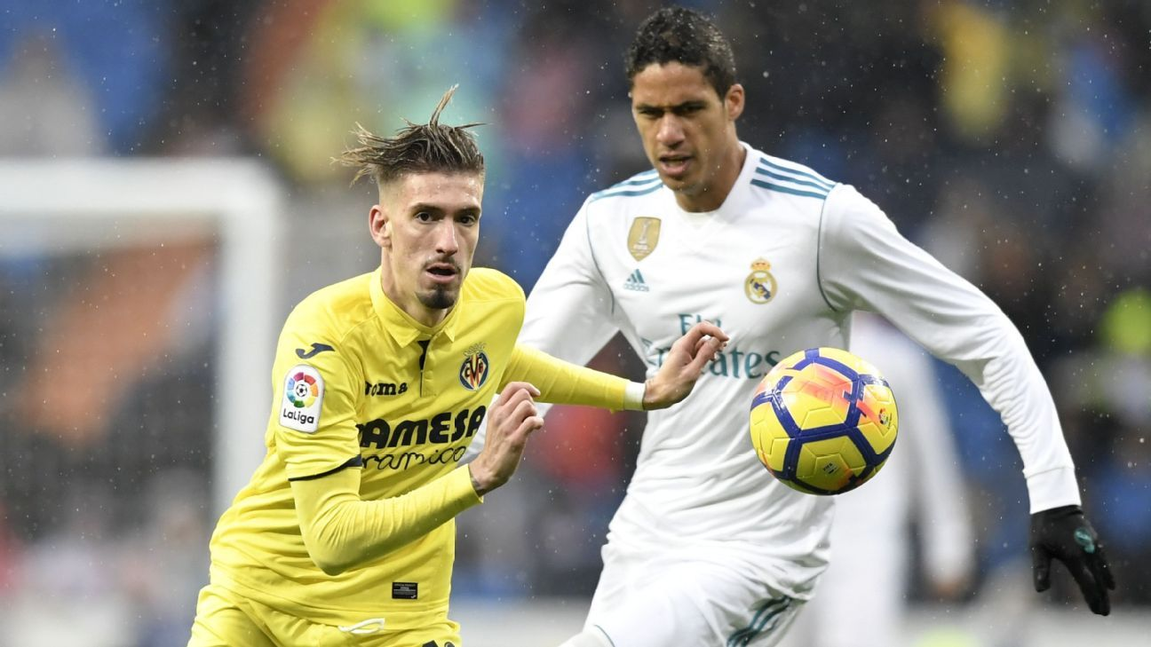 I'd rather play badly and win matches - Real Madrid's Raphael Varane