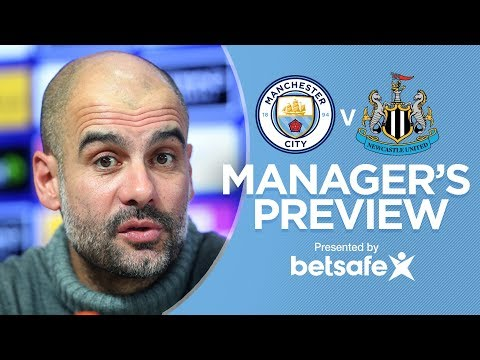DELPH UPDATE | Pre Match Press Conference | City v Newcastle | 20th Jan, 17:30 GMT