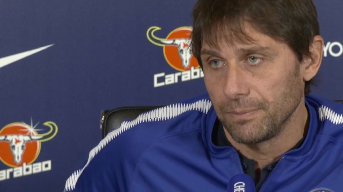 Conte slams siege mentality at top clubs