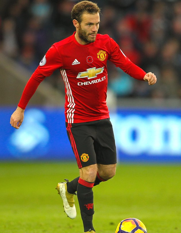 Valencia launch plans to re-sign Man Utd midfielder Mata