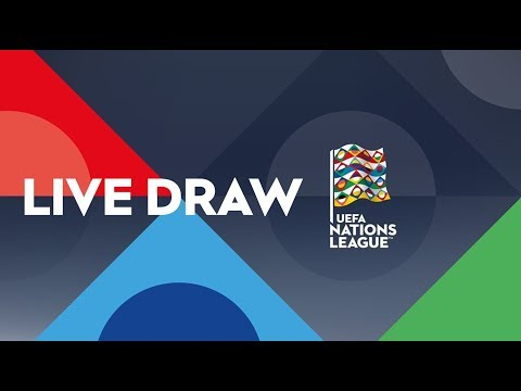 UEFA Nations League Draw LIVE!