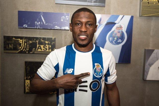 VIDEO: Ghana forward Majeed Waris joins FC Porto