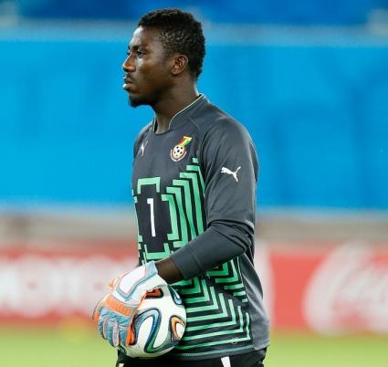Ex-Aduana goalkeeper Stephen Adams set to join Zambian side Nkana FC