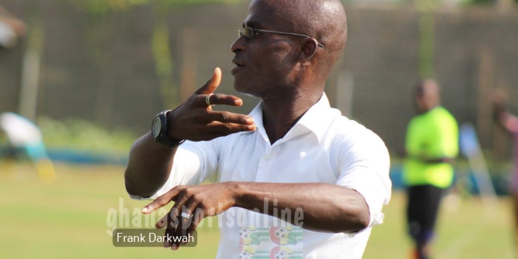Former Liberty Coach Ignatius Fosu to join Ashantigold technical team