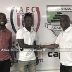Inter Allies sign Joseph Baffour Gyawu from Heart of Lions