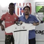 Inter Allies complete the signing of Nigerian International Effiong Nsungusi Jnr