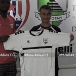 Nigerian defender Samuel Ekele David joins Inter Allies