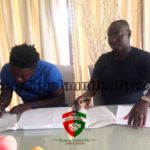 Karela United complete signing of Godfred Saka