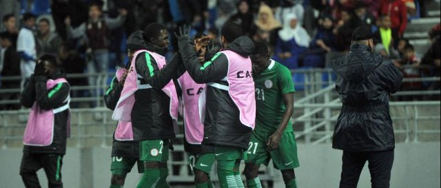CHAN 2018: Nigeria secure first win after victory over Libya