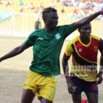 Former Aduana Stars winger Richard Mpong set to join Elmina Sharks