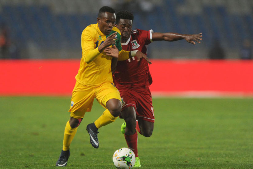 CHAN 2018: Rwanda beat Equatorial Guinea open group C up