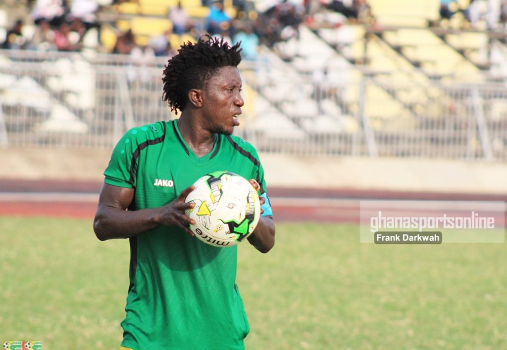 New Karela United signing Godfred Saka hails club owner