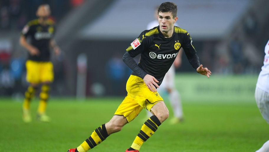 Liverpool Learn Price-Tag of Transfer Target Christian Pulisic as Race for Dortmund St Hots Up