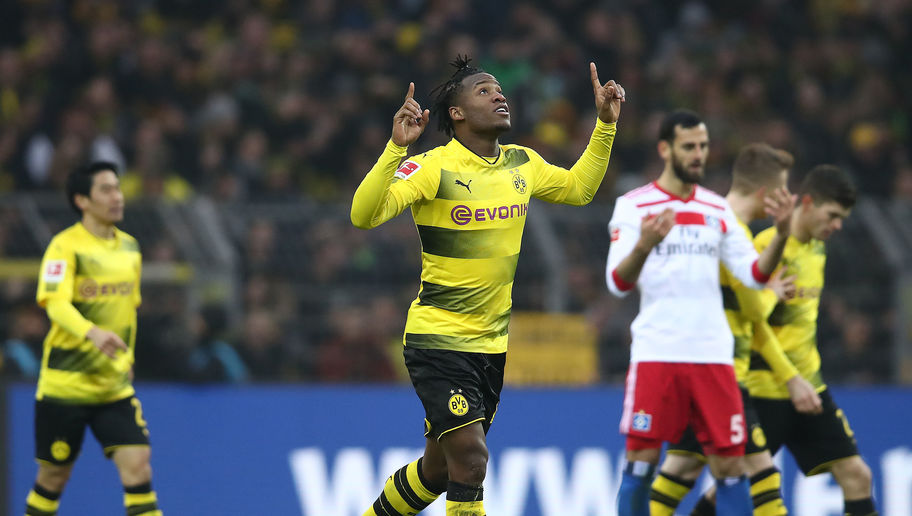 Borussia Dortmund 2-0 Hamburg: Batshuayi Scores Again as Resurgent BVB Rise to Third