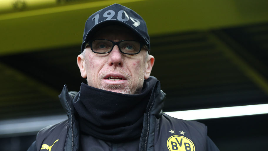 Borussia Dortmund Boss Peter Stöger Praises His Teams Work Ethic Following Win Over Hamburg