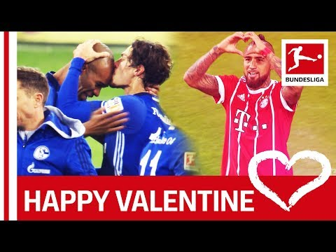 Kisses, Hugs and Love from Vidal, Weigl and Co. – Happy Valentine's Day