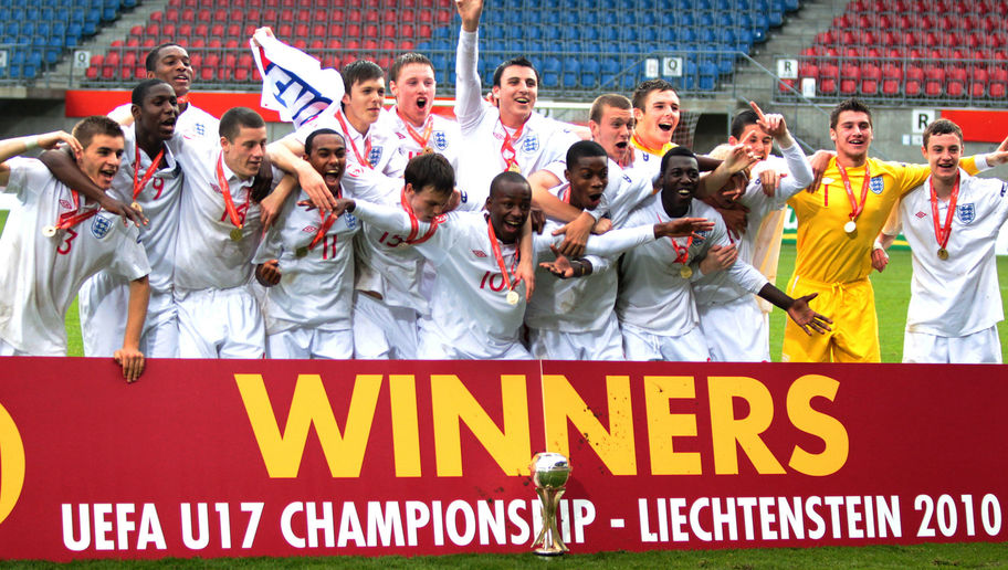 Where Are They Now? The England Team That Won The Under-17 European Championships in 2010