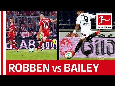 Leon Bailey - The Jamaican Robben?