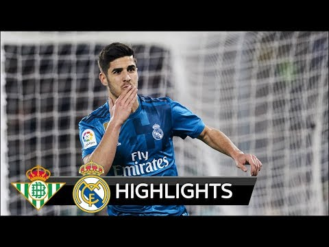 Real Betis vs Real Madrid 3-5 - All Goals & Extended Highlights - La Liga 18/02/2018 HD