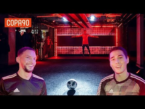 Danny Drinkwater Penalty Pressure Challenge | Timbsy vs The World