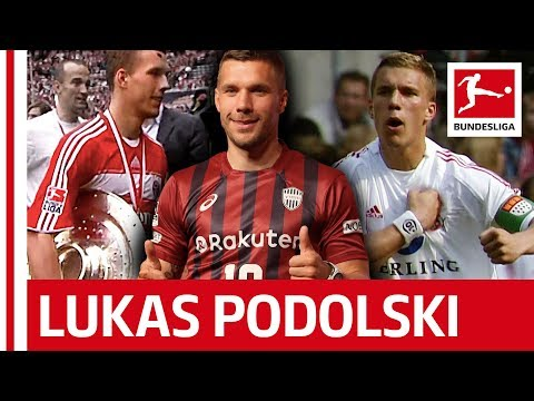 Made in Bundesliga - Lukas Podolski