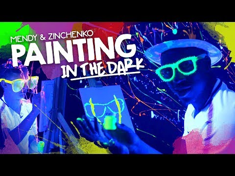 PAINTING IN THE DARK! | Mendy v Zinchenko