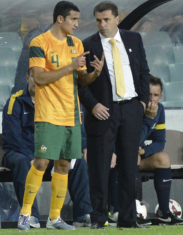 Socceroos hero Cahill rejects playing time narrative