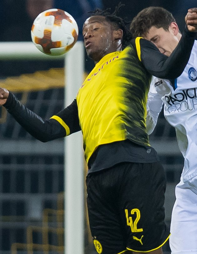 Batshuayi confirms racial vilification during BVB draw with Atalanta