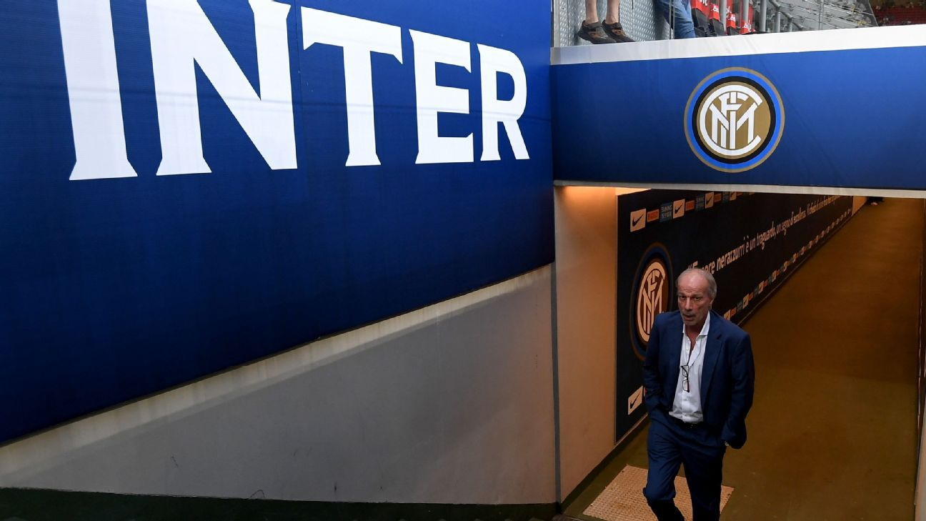 Inter Milan chief defends January transfer spending, backs Luciano Spalletti