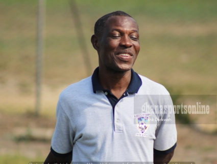 Black Maidens Coach Evans Adotey praises players after qualifying for FIFA U-17 Women World Cup