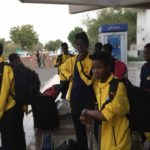 Black Maidens arrive in Djibouti for World Cup qualifiers