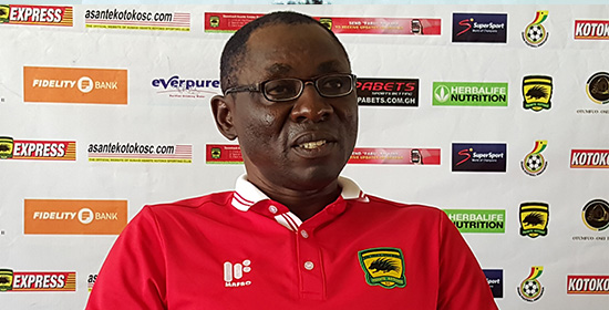 David Duncan eyes return to Kumasi Asante Kotoko