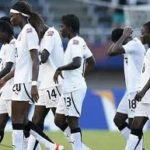 Japan humiliates Black Queens 7:1 in a friendly
