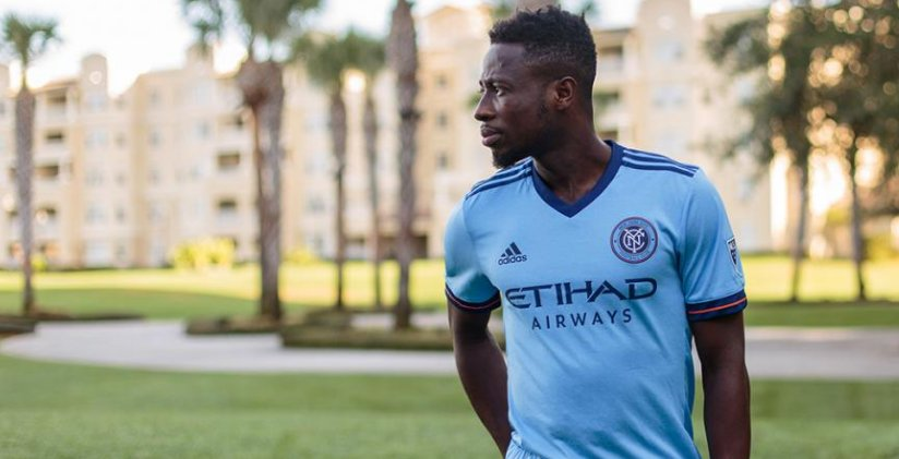 New York City FC announce signing of Ghana midfielder Ebenezer Ofori