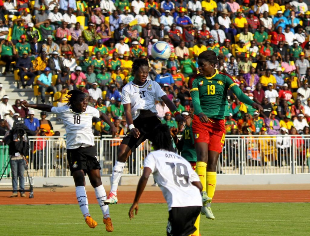 Mercy Tagoe lauds players for reaching WAFU finals