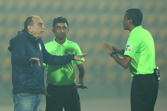 NorthEast United lodge protest against Avram Grant dismissal, call for probe into refereeing decisions