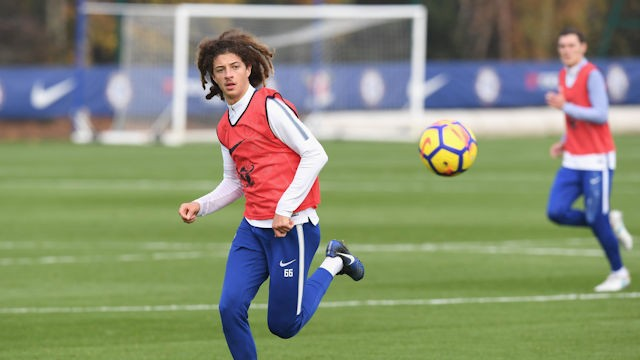 The Work Behind: Ethan Ampadu
