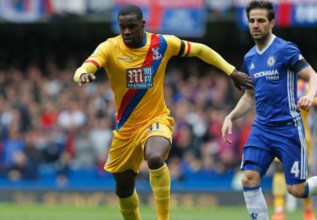 Fit-again Jeffrey Schlupp back in training at Crystal Palace