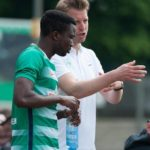 Werder Bremen coach  laments on Jonathan Osabutey's latest injury