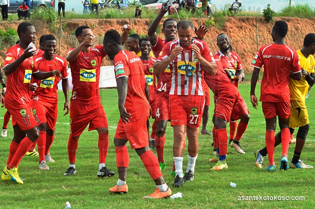 Kotoko to hold first training in Congo today