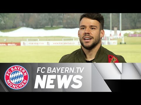Bayern's Juan Bernat feels at home on the left wing!
