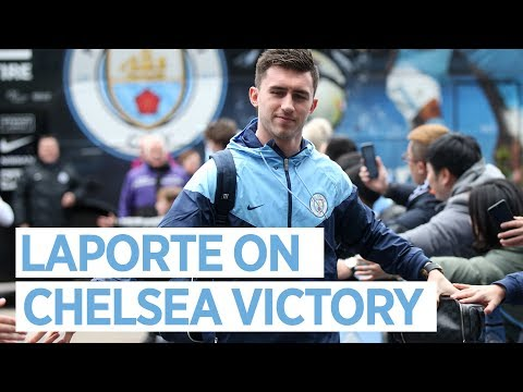 AYMERIC LAPORTE | Post Match | City 1-0 Chelsea